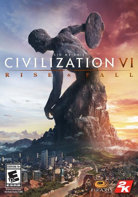 دانلود بازی Sid Meiers Civilization VI Rise and Fall برای کامپیوتر