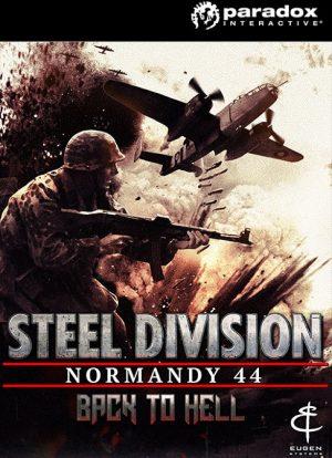 دانلود Steel Division Normandy 44 Back to Hell - بازی بخش فولادی: بازگشت به جهنم