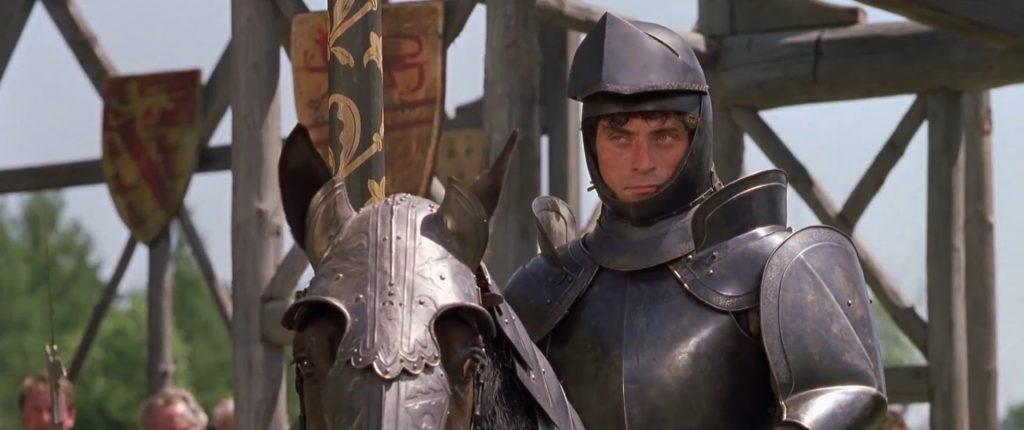 دانلود فیلم حکایت یک سلحشور A Knight's Tale دوبله فارسی 2001