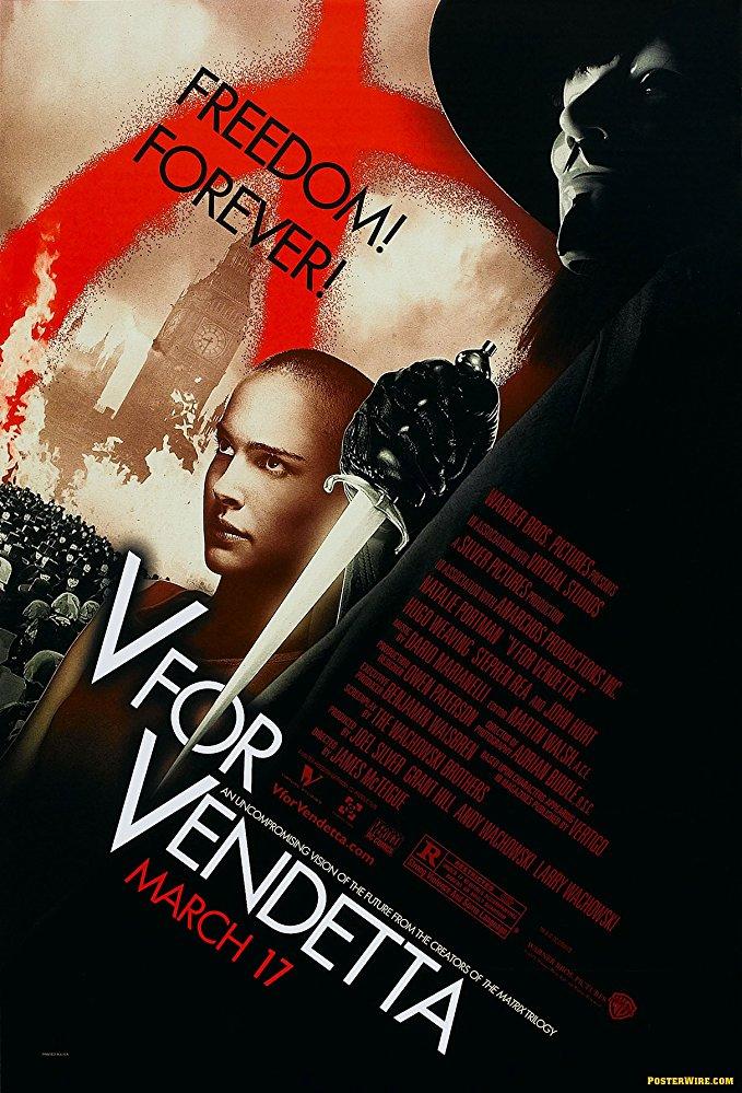 ایرانیان دانلود دانلود فیلم انتقام جو V For Vendetta دوبله فارسی