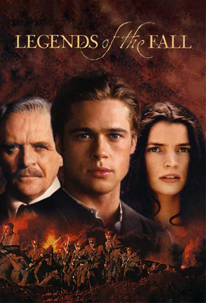 دانلود فیلم افسانه خزان Legends of the Fall دوبله فارسی 1994