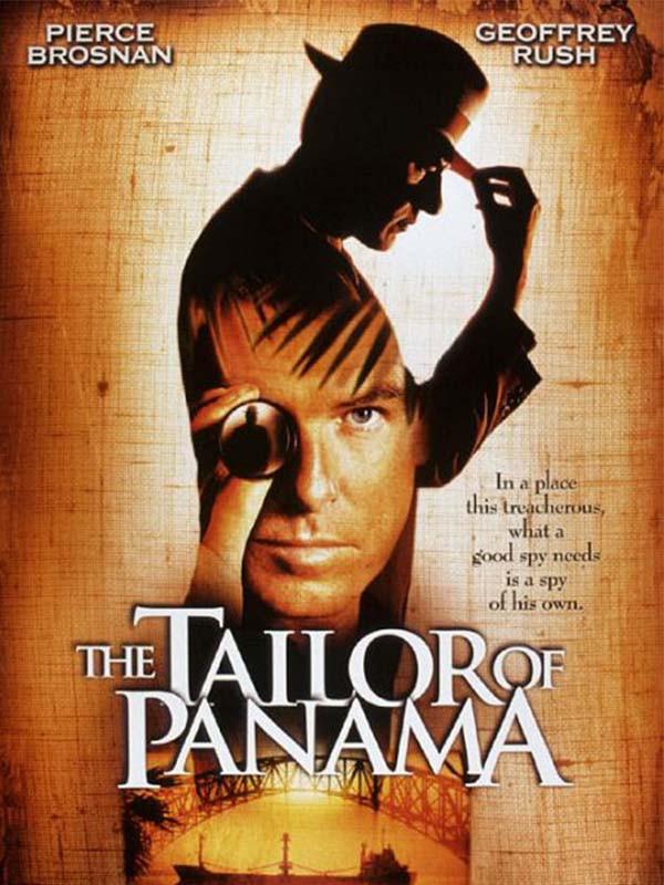 دانلود فیلم خیاط پاناما The Tailor of Panama دوبله فارسی 2001