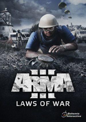 دانلود Arma 3 Laws of War برای کامپیوتر - بازی آرما 3 قوانین جنگ