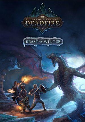 دانلود Pillars of Eternity II Deadfire Beast of Winter نسخه FitGirl + CODEX