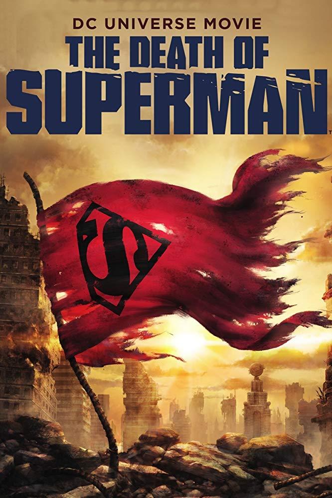 دانلود انیمیشن زیبای مردن و مرگ سوپرمن The Death of Superman 2018 دوبله فارسی مجانی و رایگان