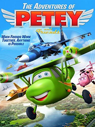 دانلود انیمیشن زیبای ماجراهای پیتی و همچنین دوستان Adventures of Petey and Friends دوبله فارسی