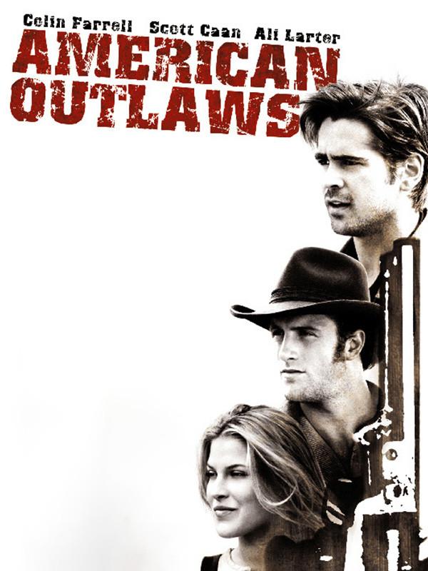 دانلود فیلم یاغیان آمریکا American Outlaws 2001 دوبله فارسی لینک مستقیم