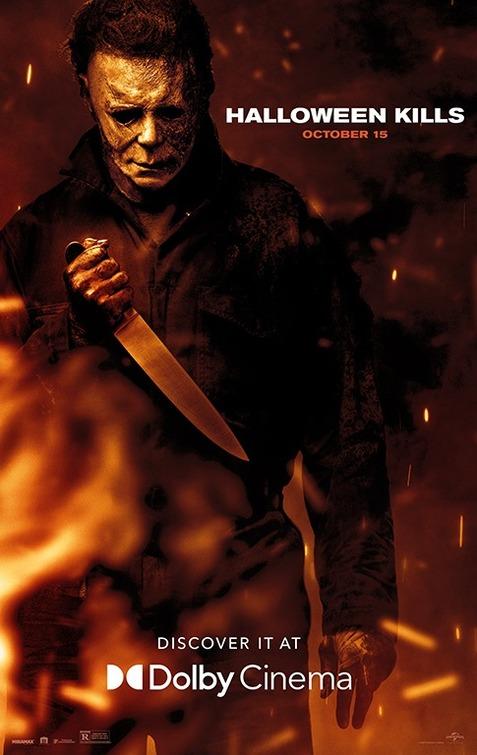 دانلود فیلم هالووین می کشد Halloween Kills 2021 Full HD