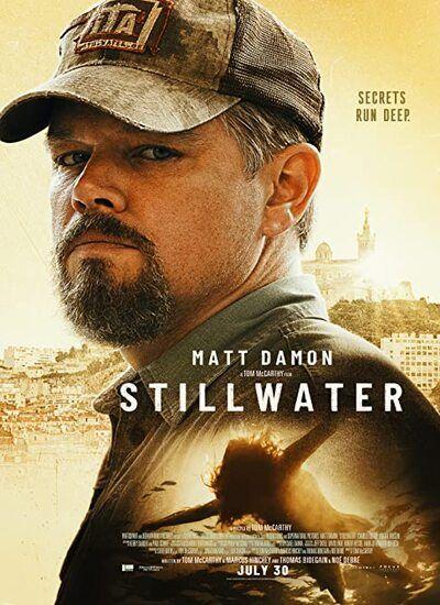 دانلود فیلم مرداب Stillwater 2021 HD با زیرنویس فارسی چسبیده